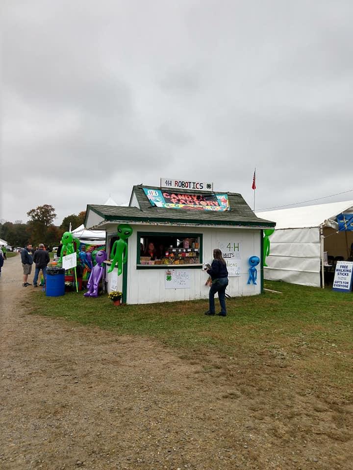 The Harwinton Fair 2018.